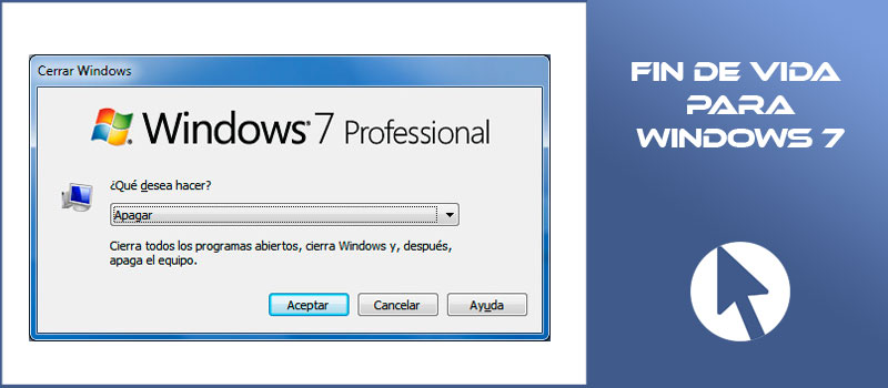 fin de vida de windows 7